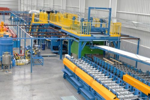 Continuous-PU-Sandwich-Panel-Production-Line2-600x400
